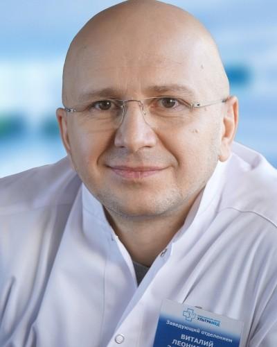 Виталий Леонидович Затворницкий